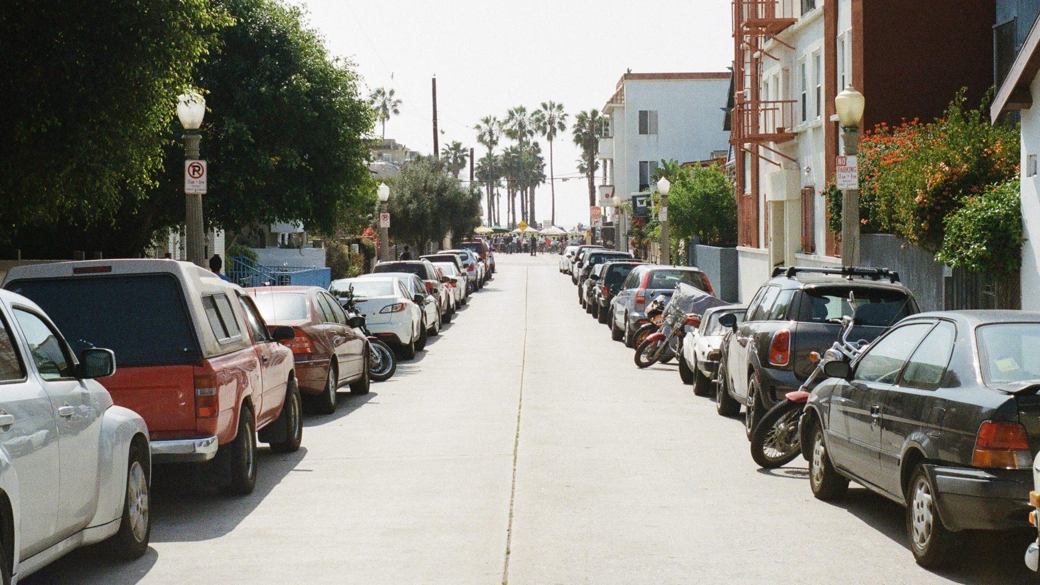 Donald street car park