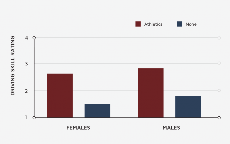 What Makes a Good Driver? The Impact of Gender, Age