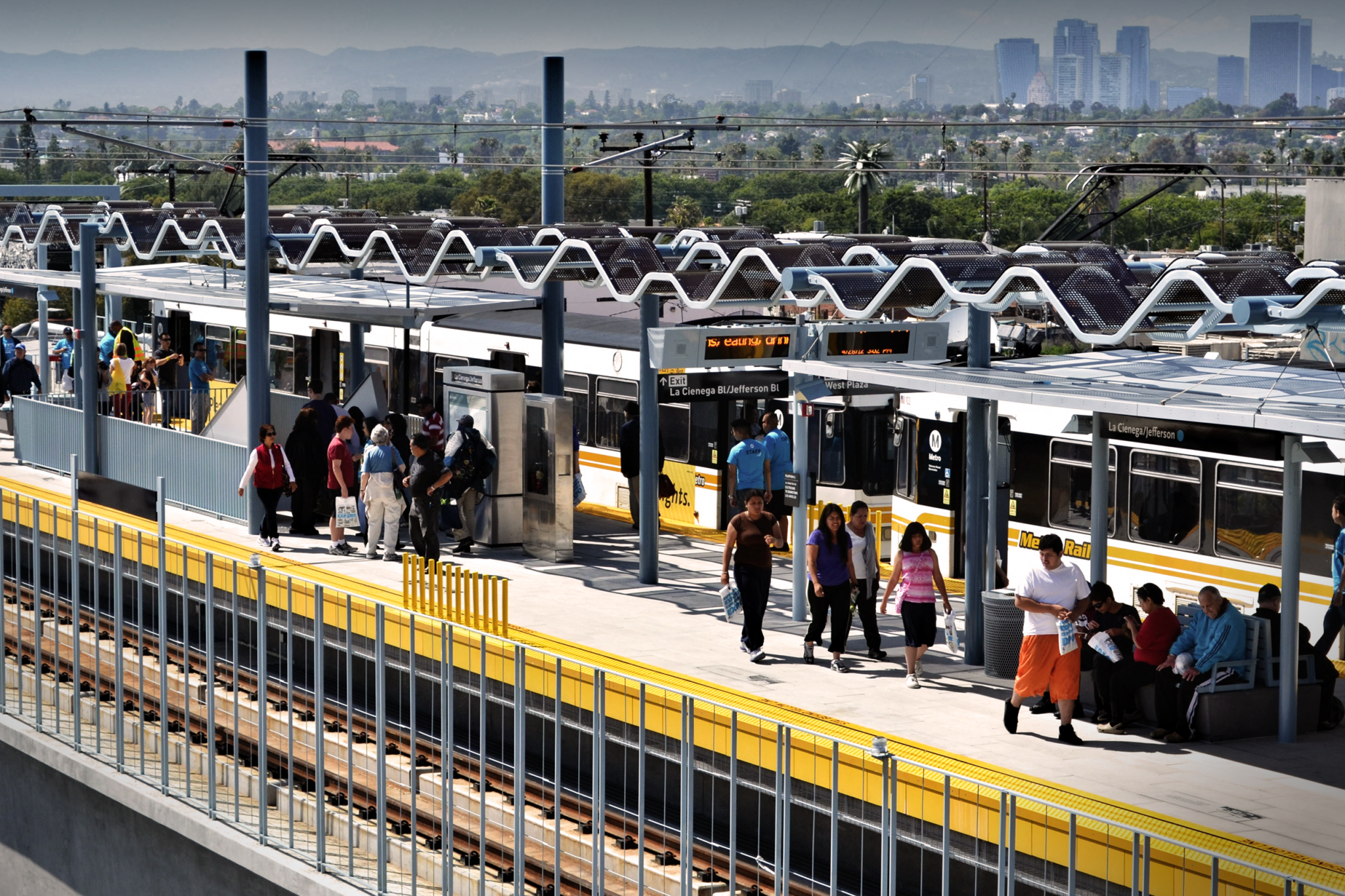 Does Light Rail Reduce Traffic? The Case of the LA Expo Line