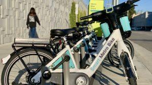 Palms Station Metro Bike
