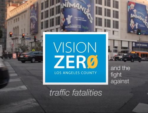 METRANS students produce award-winning traffic safety video