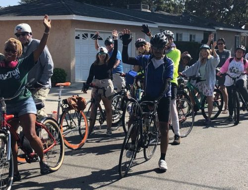 UCLA professors use art and technology to increase bike commuting in L.A.