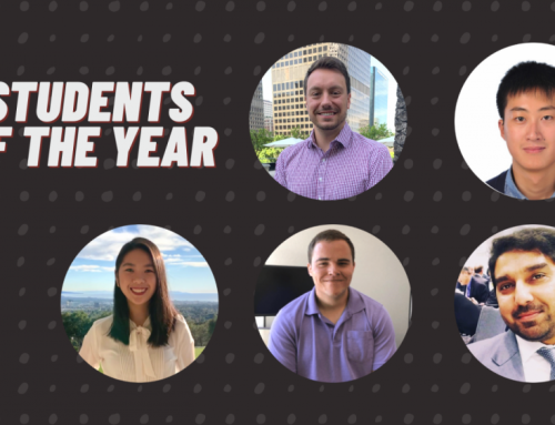 PSR Celebrates Students of the Year